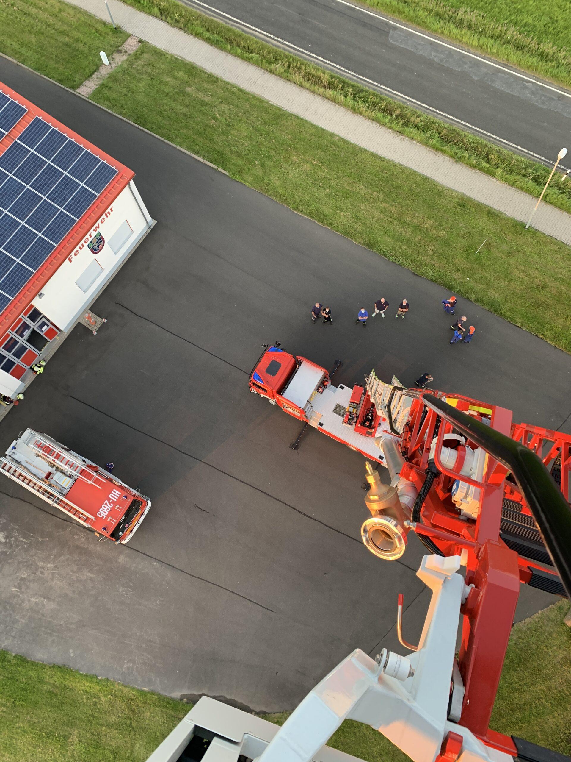 Freiwillige Feuerwehr Wittgenborn